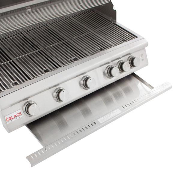 Blaze 32 Inch Lte 4 Burner Grill With Lighting System