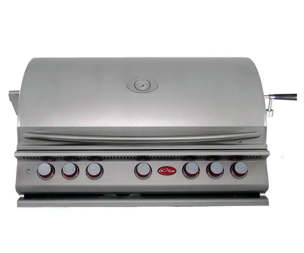 Cal Flame P5 40 Inch 5 Burner Gas Grill