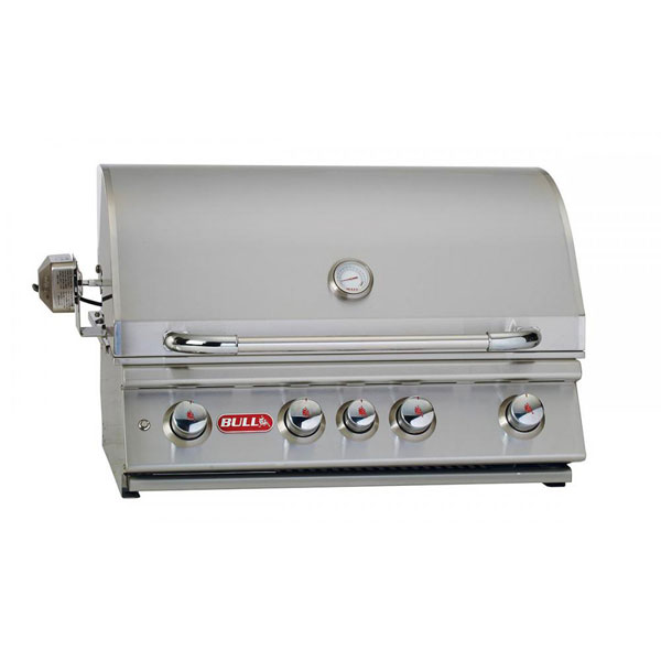 Bull Angus Gas Grill 30 Inch Built In Grill Four