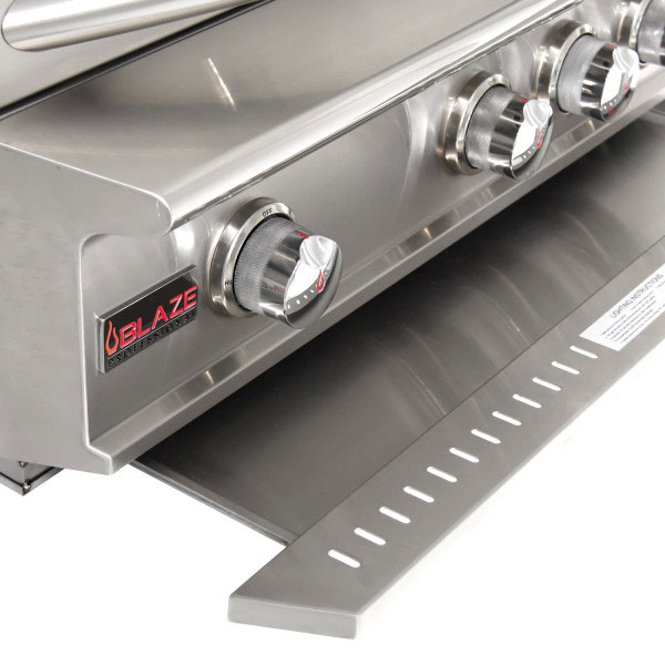 Blaze Professional 34 Inch Grill Has Rear Infrared Burner