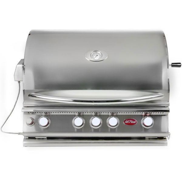 Cal Flame 4 Burner Convection Gas Grill