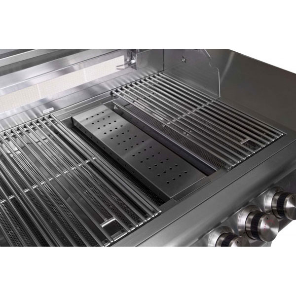 Blaze 32 Inch 4 Burner Grill Has Rear Infrared Burner