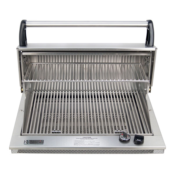 Fire Magic Legacy Deluxe Classic Countertop Grill Drop