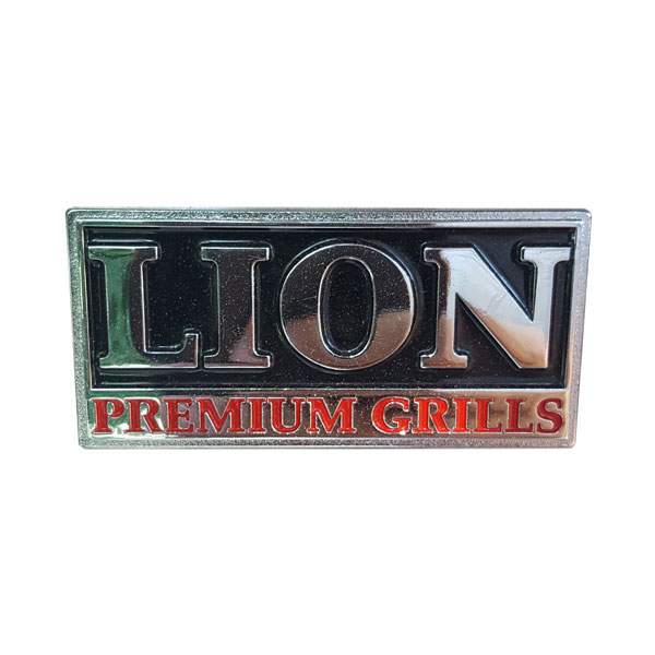 Lion Grill Island Components