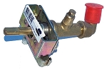 Bull Single Side Burner Valve (LP)