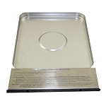 Fire Magic 10 1/2-Inch Drip Tray For Pre-2008 Deluxe, Elite, Custom, Regal & Monarch Grills
