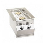 Fire Magic Aurora Built-In Double Side Burner