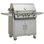 Bull Angus Gas Grill Cart