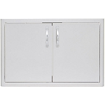 Blaze 25-Inch Double Access Door - BLZ-AD25-R
