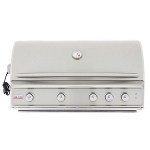 Blaze Professional 44-Inch 4-Burner Grill With Rear Infrared Burner