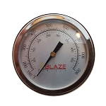 Blaze Numerical Temperature Gauge