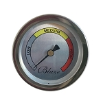 Blaze Temperature Gauge