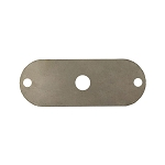 Blaze Numerical Temperature Gauge Cover Plate - BLZ-32-091