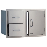 Bull 30-Inch Door & Drawer Combo