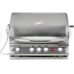 Cal Flame 4-Burner Convection Gas Grill