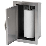 Cal Flame Paper Towel Storage Door