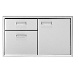 Delta Heat 30-Inch Door/Two Drawer Combo