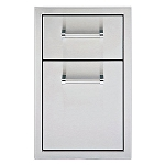 Delta Heat 13-Inch Double Storage Drawers