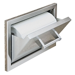 Delta Heat 15-Inch Paper Towel Holder