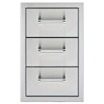 Delta Heat 13-Inch Triple Storage Drawers