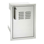 Fire Magic Premium Flush Mount Single Access Door W/Tank Tray & Louvers