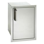 Fire Magic 14-Inch Premium Flush Mount Storage Cabinet
