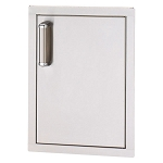Fire Magic 14-Inch Vertical Premium Flush Mount Single Access Door