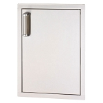 Fire Magic 17-Inch Vertical Premium Flush Mount Single Access Door