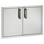 Fire Magic 30-Inch Premium Flush Mount Double Access Doors