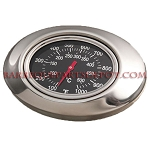 AOG Analog Thermometer With Bezel