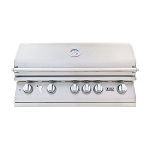Lion L90000 40-Inch 5-Burner Built-In Grill