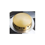 Lion Center Side Burner Brass Cap (Inner Burner Cap)