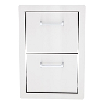 Lion 15-Inch Double Drawers