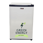 Lion Stainless Steel 4.5 Cu. Ft Compact Refrigerator