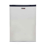 Lion 4.5 Cu. Ft. Stainless Steel Compact Refrigerator Door