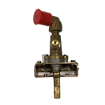 Lion Single NG Side Burner Valve