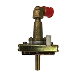 Lion Single LP Side Burner Valve