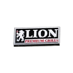 Lion Small Rectangle Logo