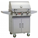 Bull Steer Premium Gas Grill Cart