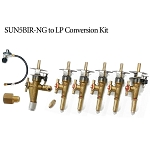 Conversion Kit For Sunstone 42-Inch 5-Burner Grill With Infrared