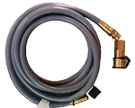 SunStone Natural Gas Hose & Quick Connect