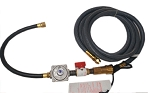 SunStone Natural Gas Hose & Quick Connect Kit