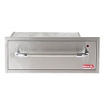 Bull Built-In Warming Drawer with Temperature Control