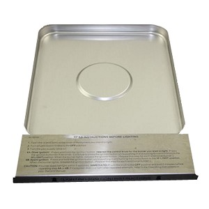 Fire Magic Aurora & Echelon Drip Tray