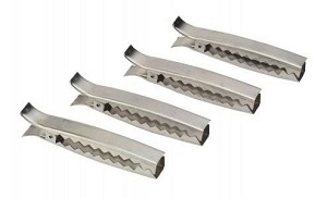 Bull Stainless Steel Grill Clips