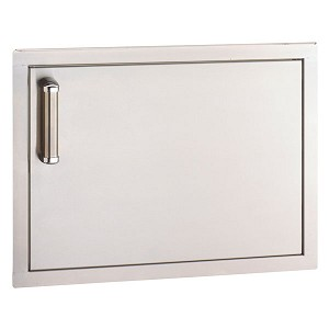 Fire Magic 24-Inch Horizontal Premium Flush Mount Single Access Door