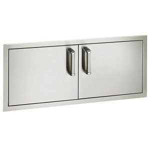 Fire Magic 39-Inch Premium Flush Mount Double Access Doors (Reduced Height)