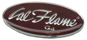 Cal Flame G4 Grill Logo