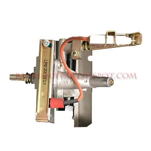 Lion Main Burner Gas Valve (NG)